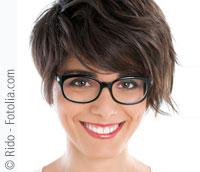 Die passende Brille finden